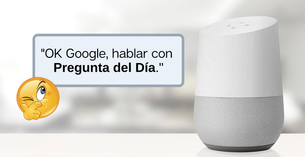 Matchbox.io launches Pregunta del Día on Google Assistant