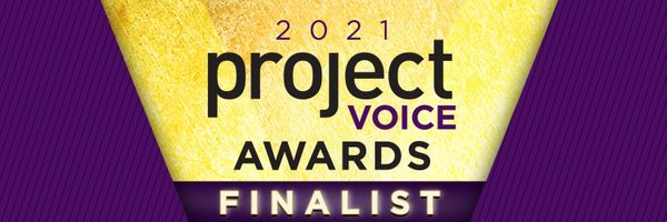 Matchbox.io as Finalist for 2 Project Voice Awards